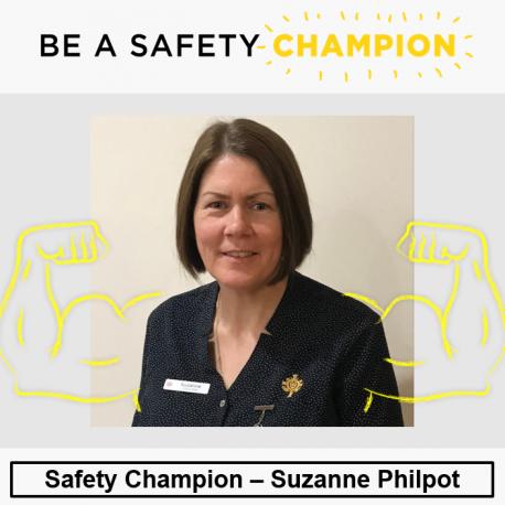 Suzanne Philpot
